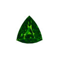 Gems:Faceted, Gemstone: Chrome Tourmaline - 32.6 Cts. Tanz...
