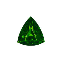 Gemstone: Chrome Tourmaline - 32.6 Cts. Tanzania