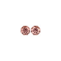 Gems:Faceted, Gemstones: Pyrope - Spessartine Garnet Matched Pair - 6.3 ...