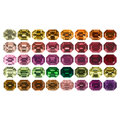 Gems:Faceted, Gemstones: Garnet (Set of 40) Various Locali...