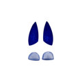 Gems:Cabochons, Lapis & Chalcedony Multiple Localities