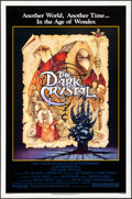 "Movie Posters:Fantasy, The Dark Crystal (Universal, 1982). Rolled, Very Fine. One Sheet(27"" X 41""). Richard Amsel Artwork. Fantasy.. ..."