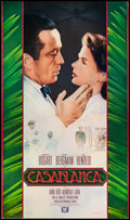 "Movie Posters:Academy Award Winners, Casablanca & Other Lot (United Artists, R-1981). Rolled, Very Fine-. Video Posters (3) (21.5"" X 36"", 20"" X 36"", & 16"" X 36"")... (Total: 3 Items)"