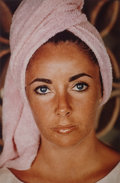 Photographs:Chromogenic, Roddy McDowall (British, 1928-1998). Elizabeth Taylor, PuertaVallarta, 1964. Dye coupler, 1990. 14-1/4 x 9-3/8 inches (...