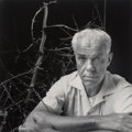 Photographs:Gelatin Silver, Imogen Cunningham (American, 1883-1976). Minor White, Photographer, 1963. Gelatin silver printed by Rondal Partridge, 19...