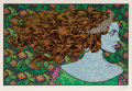 Prints & Multiples:Print, Chuck Sperry (b. 1962). Dryad, 2016. Screenprint in colors on paper. 22-1/2 x 32-1/2 inches (57.2 x 82.6 cm) (sheet). Ed...
