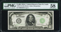 Small Size:Federal Reserve Notes, Fr. 2212-H $1,000 1934A Federal Reserve Note. PMG Choice About Unc 58.. ...