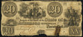 Obsoletes By State:Arkansas, Batesville, AR- Branch of the Bank of the State of Arkansas $20 Feb.(?) 1, 1839 G124 Rothert 31-3 Good-Very Good.. ...