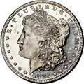 Morgan Dollars, 1883 $1 MS66 Deep Mirror Prooflike PCGS. CAC....