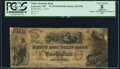 Obsoletes By State:New Hampshire, Lancaster, NH- White Mountain Bank $2 May 1, 1857 G8a PCGS Apparent Very Good 08.. ...
