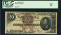 Large Size:Silver Certificates, Fr. 309 $20 1880 Silver Certificate PCGS Very Fine 20.. ...