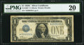 Small Size:Silver Certificates, Fr. 1603* $1 1928C Silver Certificate. PMG Very Fine 20.. ...