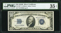 Small Size:Silver Certificates, Fr. 1703* $10 1934B Silver Certificate. PMG Choice Very Fine 35 EPQ.. ...