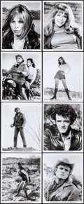 """Movie Posters:Exploitation, Hell's Belles (American International, 1969). Very Fine-. Photos (16) & Behind the Scenes Photo (8"""" X 10""""). Exploitation.. ... (Total: 17 Items)"""