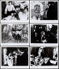 "The Blood on Satan's Claw (Cannon, 1971). Very Fine. Photos (12) (Approx. 8"" X 10""). Horror. ... (Total: 12 It..."