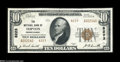 National Bank Notes:Pennsylvania, Topton, PA...
