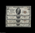 National Bank Notes:Pennsylvania, Keystone State 1929 National Bank Notes... (4 notes)