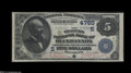 National Bank Notes:West Virginia, Buckhannon, WV...