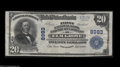 National Bank Notes:West Virginia, Elm Grove, WV...