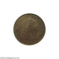1793 Chain 1C AMERICA XF45 NGC. VF20 EAC. S-2, Die State II, R.4. This variety is actually scarcer than the S-1 variety...