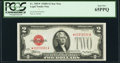 Small Size:Legal Tender Notes, Fr. 1505* $2 1928D Legal Tender Note. PCGS Gem New 65PPQ.. ...