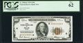 Fr. 1890-K $100 1929 Federal Reserve Bank Note. PCGS New 62