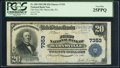 National Bank Notes:Pennsylvania, Marysville, PA - $20 1902 Plain Back Fr. 650 The First NB Ch. # 7353 PCGS Very Fine 25PPQ.. ...