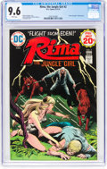 Bronze Age (1970-1979):Miscellaneous, Rima the Jungle Girl #2 (DC, 1974) CGC NM+ 9.6 White pages....