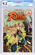 Bronze Age (1970-1979):Miscellaneous, Rima the Jungle Girl #3 (DC, 1974) CGC NM- 9.2 Off-white to whitepages....