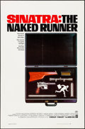 """Movie Posters:Drama, The Naked Runner & Other Lot (Warner Brothers, 1967). Folded, Overall: Very Fine-. One Sheets (2) (27"""" X 41""""). Drama.. ... (Total: 2 Items)"""