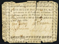 Colonial Notes:North Carolina, North Carolina July 14, 1760 £3 Fine.. ...