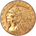 Indian Half Eagles, 1908 $5 MS65 PCGS....