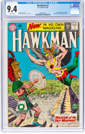 Silver Age (1956-1969):Superhero, Hawkman #1 (DC, 1964) CGC NM 9.4 Off-white pages....