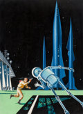 Mainstream Illustration, Edmund (Emsh) Emshwiller (American, 1925-1990)...