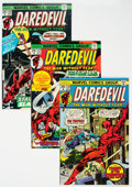 Bronze Age (1970-1979):Superhero, Daredevil Group of 31 (Marvel, 1975-79) Condition: Average...