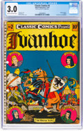 Golden Age (1938-1955):Classics Illustrated, Classic Comics #2 Ivanhoe - First Edition (Gilberton, 1941) CGC GD/VG 3.0 Cream to off-white pages....