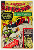 Silver Age (1956-1969):Superhero, The Amazing Spider-Man #14 (Marvel, 1964) Condition: VG....