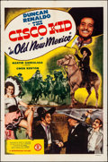 "Movie Posters:Western, In Old New Mexico & Other Lot (Monogram, 1945). Folded, Overall: Fine+. One Sheets (3) (27"" X 41""). Western.. ... (Total: 3 Items)"