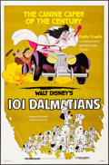 """Movie Posters:Animation, 101 Dalmatians & Other Lot (Buena Vista, R-1979). Folded, Overall: Very Fine-. One Sheets (3) (27"""" X 41""""). Animation.. ... (Total: 3 Items)"""