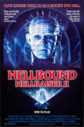 "Movie Posters:Horror, Hellbound: Hellraiser II & Other Lot (New World, 1988). Rolled, Overall: Very Fine-. One Sheets (2) (26.75"" X 39.75"" & 27"" X... (Total: 2 Items)"