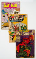 Golden Age (1938-1955):Miscellaneous, Golden and Silver Age Comics Group of 21 (Various Publishers, 1953-64) Condition: Average FR.... (Total: 21 Comic Books)