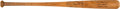 Baseball Collectibles:Bats, 1951 Enos Slaughter All-Star Game Used Bat from The Enos Slaughter Collection, PSA/DNA GU 8.5....