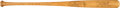 Baseball Collectibles:Bats, 1957 Enos Slaughter World Series Game Issued Bat from The Enos Slaughter Collection. ...