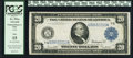 Error Notes:Large Size Inverts, Fr. 991a $20 1914 Federal Reserve Note PCGS Fine 15.. ...