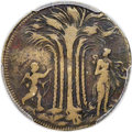 Undated TOKEN New Yorke Token, Brass, VF20 PCGS. Rulau-E-NY-621, W-1705, R.6