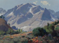 Paintings, Ralph Love (American, 1907-1992). Sierra Spring. Oil on canvas. 28 x 38 inches (71.1 x 96.5 cm). Signed lower left: Lo...