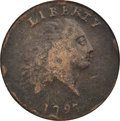 Large Cents, 1793 1C Chain, AMERICA, S-3, B-4, Low R.3, Fine 12 PCGS....