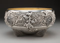 Silver & Vertu, A Tiffany & Co. Partial Gilt Silver Bowl, New York, 1907-1947. Marks: TIFFANY & CO., 8525 MAKERS 8535, STERLING SILVER, 99...
