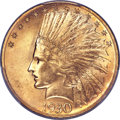 Indian Eagles, 1930-S $10 MS65 PCGS....