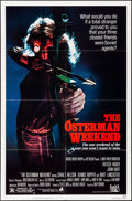 """Movie Posters:Crime, The Osterman Weekend & Other Lot (20th Century Fox, 1983). Folded, Overall: Very Fine. One Sheets (2) (27"""" X 41""""). Crime.. ... (Total: 2 Items)"""